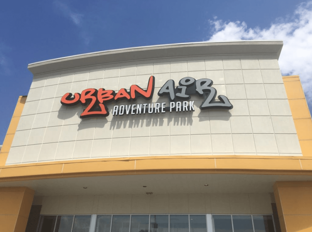 Metro Commercial Brokers 15 New Deals For Urban Air Adventure Park Metro Commercial